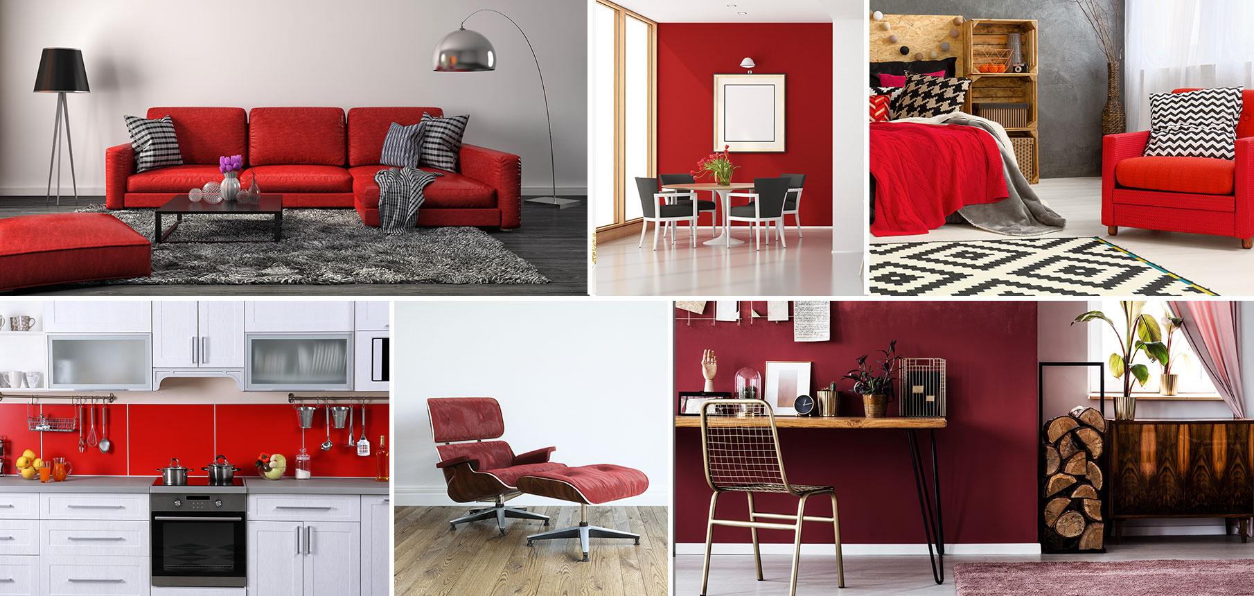 rouge couleur rouge. Black Bedroom Furniture Sets. Home Design Ideas