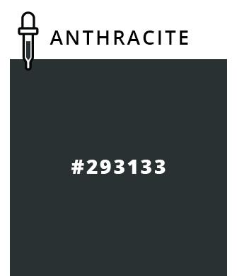 Bon Anthracite   #293133. Code Couleur U003e Signification Des Couleurs U003e Taupe
