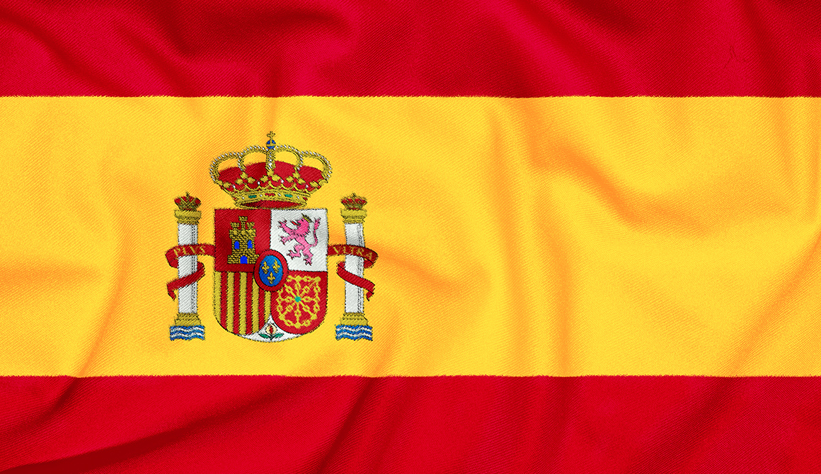 DRAPEAU ESPAGNE - Couleurs du drapeau espagnol