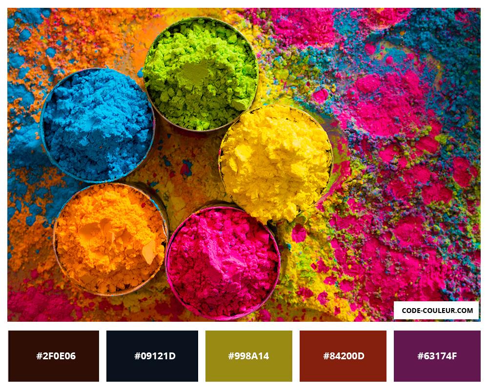 code couleur convertir couleur html et symbolisme des couleurs. Black Bedroom Furniture Sets. Home Design Ideas