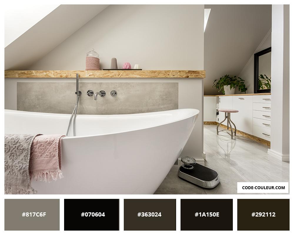 code couleur] salle de bains - couleurs et dÉcoration