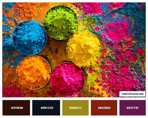 code couleur convertir couleur html et symbolisme des. Black Bedroom Furniture Sets. Home Design Ideas