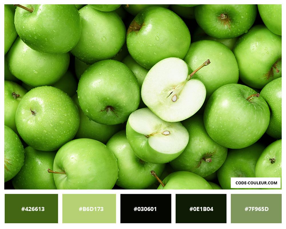 Vert Couleur Verte